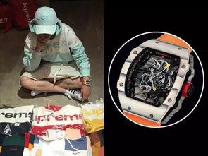 richardmille价格为什么高 鹿晗最贵的手表9000万 深圳奢侈品回收公司