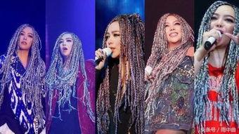 张惠妹流行歌坛重量级天后这次音乐演唱会你跟着一起唱了吗