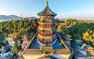北京颐和园旅游攻略