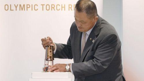 东京奥运会圣火9月1日起在日本奥林匹克博物馆公开对外展示