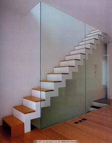 别墅中的楼梯设计