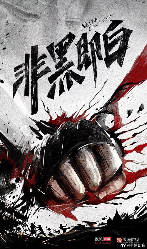 《非黑即白》定档1月14日走热血漫画风