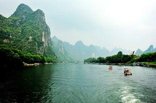 桂林漓江哪里有可以钓鱼