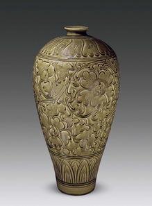 学瓷札记丨金代耀州窑(一)  耀州窑月白釉碗收藏价值