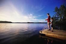 清明前钓鱼可以钓深水吗