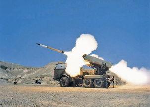 以色列山猫火箭炮