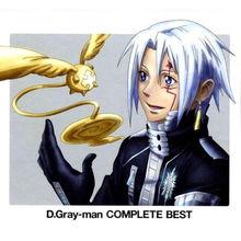 驱魔少年主题曲集 D.Gray man