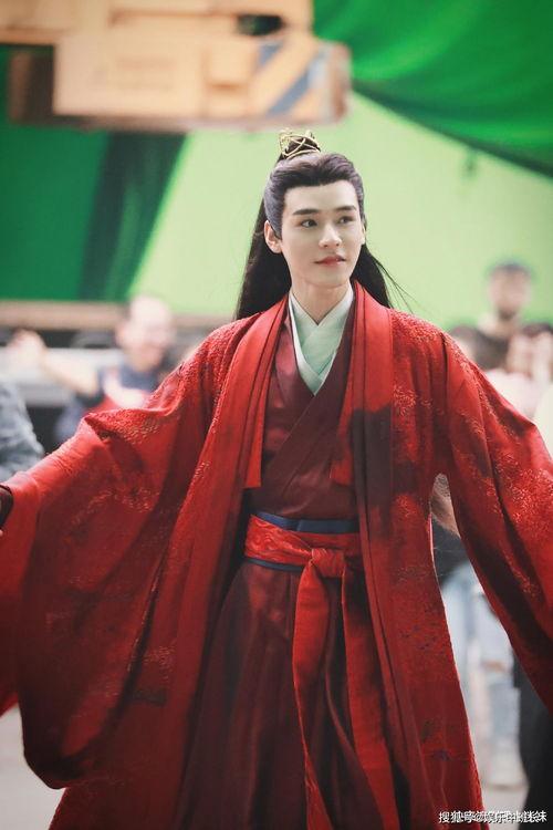 山河令大爆出圈后,龚俊也跟着官宣新身份,预计成为下一位当红