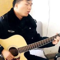 帮滨崎步弹吉他的大叔