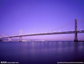 海上大桥图片