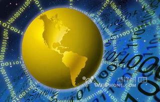 北美的IP地址