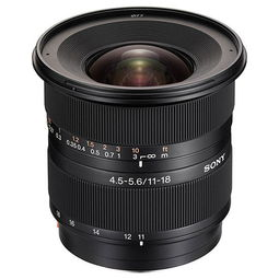 sony相机镜头使用经验