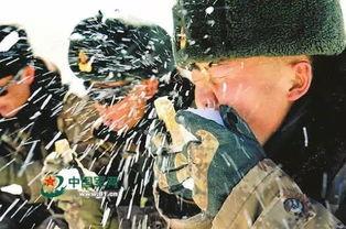 致敬中国军人 60张霸气照片,温暖国人震撼世界
