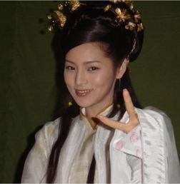 三圣母 的扮演者其实是一名韩国演员,名叫朴诗妍,那时候出演这部