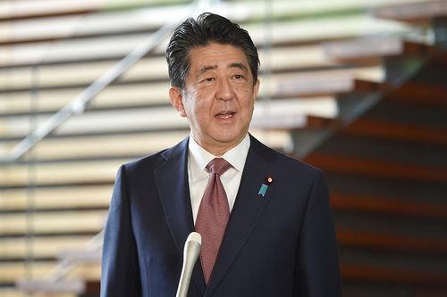 菅义伟当选第99任日本首相安倍搬离首相官邸