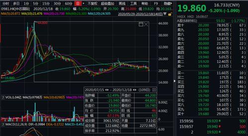 中芯国际的股价谁定的谁抬的?