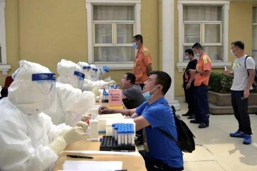 青岛港组织全体职工核酸检测,青岛港已对1.2万人核酸检测均为阴性
