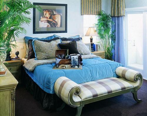 卧室植物摆放的风水讲究卧室植物摆放效果图
