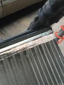 怎樣拆富康汽車暖風水箱