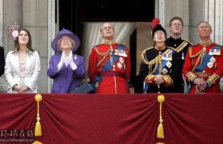 英国庆祝女王八十寿辰 王宫变身 魔法学校
