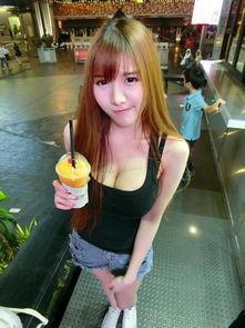 泰国网红棒糖妹