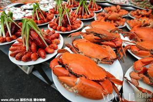 中国十大海鲜圣地 大连上榜