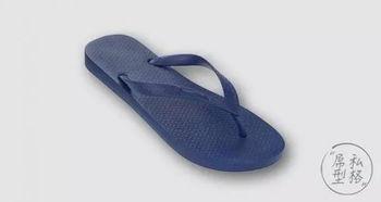 夏天关于拖鞋的说说