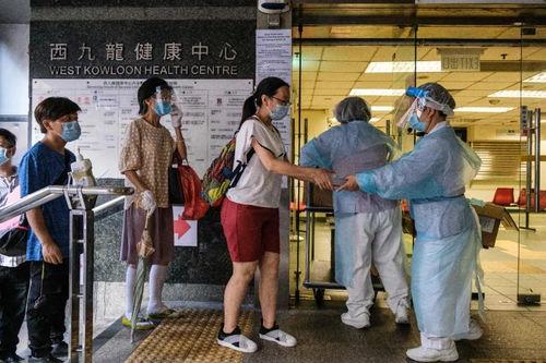 香港连续8天单日新增破百,钟南山两个判断上热搜