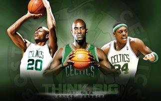 NBA07-08赛季之凯尔特人队