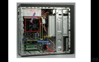 台式电脑怎样安装