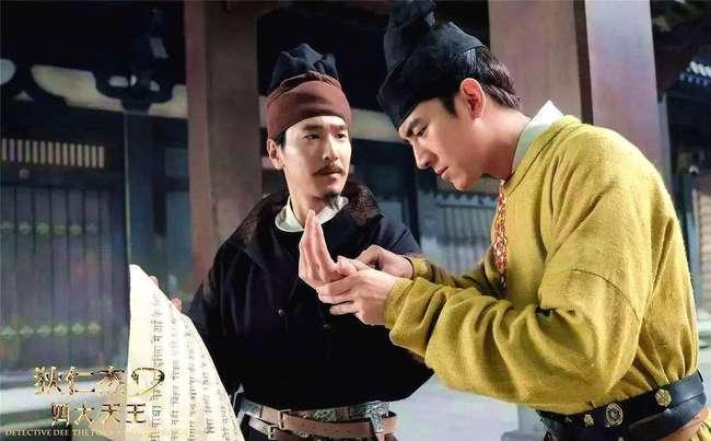 赵又廷对林更新的宠爱是出了名的.