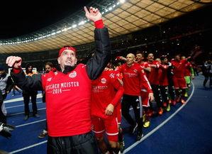 德甲第27轮拜仁31柏林赫塔提前7轮夺冠