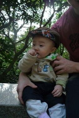 杨子轩 男 7个半月