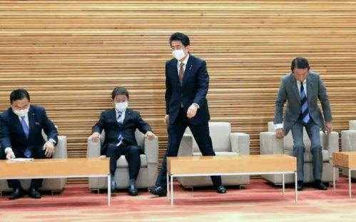 翻篇日本安倍晋三内阁全体辞职