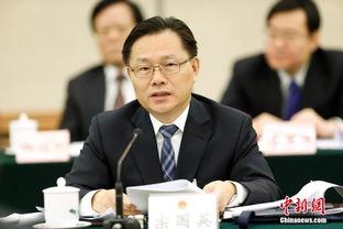 台湾省代表团审议全国人大常委会工作报告