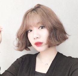 2013时尚流行韩式发型图片欣赏