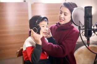 黄圣依与儿子安迪首次温情合唱妈妈是超人322日暖心开播