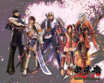 神作复苏 鬼武者 续作于2009年发售