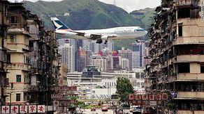 香港启德国际机场 难忘七十三载光辉岁月