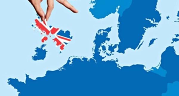英国公投决定脱离欧盟