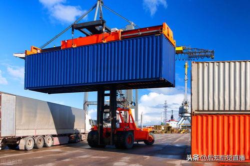 集装箱运输业有哪些股票
