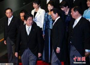 安倍改组日本自民党及内阁人事将发表执政理念