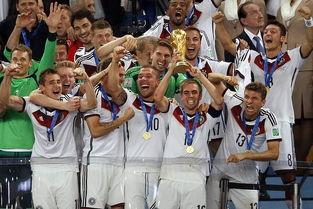 2014年世界杯捧杯队长