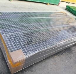 2016高品质污水处理厂玻璃钢格栅