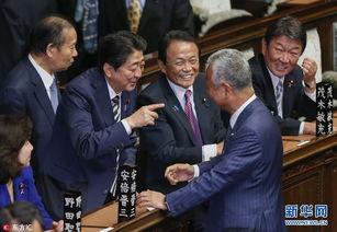安倍当选日本第98任首相第4届内阁正式启动