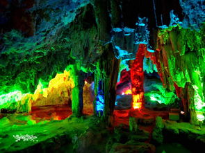 柞水溶洞旅游区