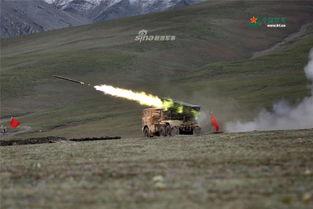 海拔4200米多装备多弹种实弹射击震撼来袭