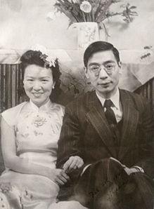 风骨先生 专访 两弹一星 元勋郭永怀烈士夫人李佩