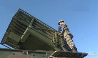 别看中国火箭炮气场吓人其实能当健身器材