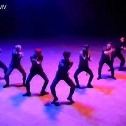 舞蹈 EXO EXO最新歌曲MV,里面还有帅气的舞蹈 大 音乐视频 汉化君的美拍